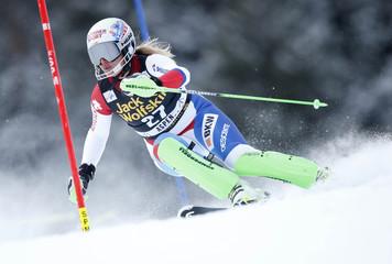 Alpine Skiing: Audi FIS Ski World Cup Nature Valley Aspen Winternational - Women's Slalom
