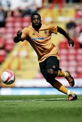 Bristol City v Wolverhampton Wanderers Pre Season Friendly
