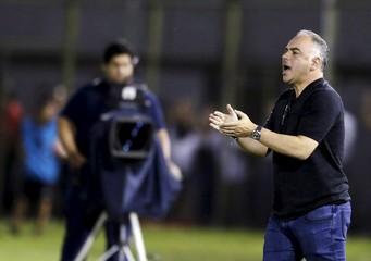 Football Soccer- Mexico's Pumas v Paraguay's Olimpia