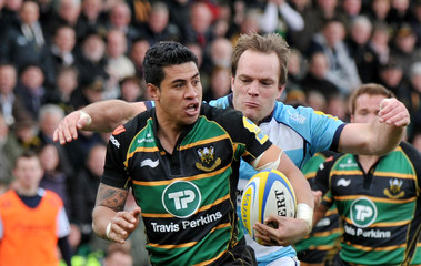 Northampton Saints v Worcester Warriors Aviva Premiership