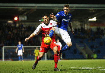 Chesterfield v Fleetwood Town - Johnstone's Paint Trophy Northern Area Final Second Leg