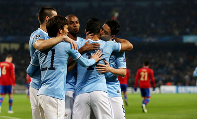 Manchester City v CSKA Moscow - UEFA Champions League Group Stage Matchday Four Group D