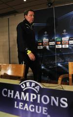 Tottenham Hotspur Press Conference & Training