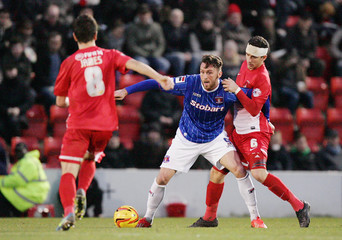 Leyton Orient v Carlisle United - Sky Bet Football League One