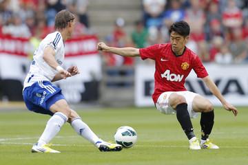 Valerenga v Manchester United Pre Season Friendly