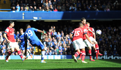 Chelsea v Arsenal - Barclays Premier League
