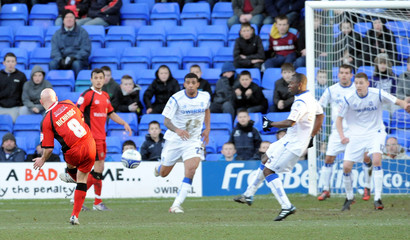 Tranmere Rovers v Walsall npower Football League One