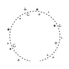isolated round icon vector illustration graphic design