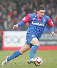 Cheltenham Town v Gillingham - npower Football League Two