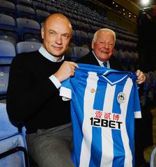 Wigan Athletic - Uwe Rosler Press Conference