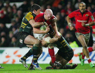Northampton Saints v Munster Heineken European Cup Pool One
