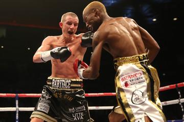 Zolani Tete v Paul Butler IBF Super-Flyweight Title