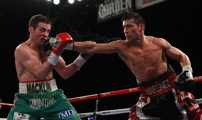 Sergio Martinez v Matthew Macklin WBC Diamond Middleweight Title