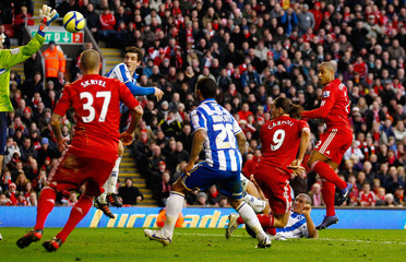 Liverpool v Brighton & Hove Albion FA Cup Fifth Round