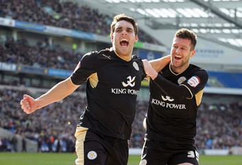 Brighton & Hove Albion v Leicester City - npower Football League Championship