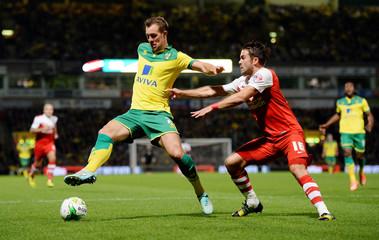 Norwich City v Charlton Athletic - Sky Bet Football League Championship