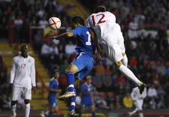 England U21 v Uzbekistan U21 Under 21 International Friendly
