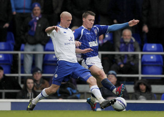 Ipswich Town v Leicester City npower Football League Championship