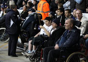 Tottenham Hotspur v Bolton Wanderers FA Cup Quarter Final