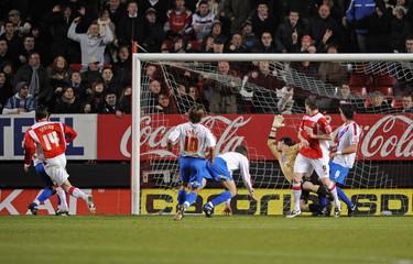 Charlton Athletic v Crystal Palace Coca-Cola Football League Championship