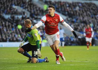 Brighton & Hove Albion v Arsenal - FA Cup Fourth Round