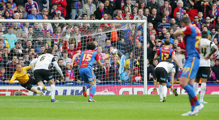 Crystal Palace v Peterborough United - npower Football League Championship