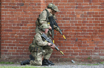 Army Cadet Force PR Shoot 21/08/2014 - 22/08/2014
