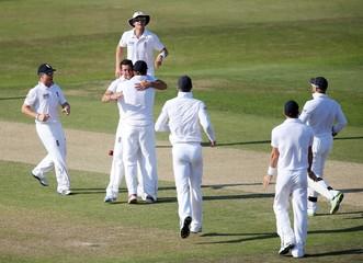 England v West Indies Investec Test Series Second Test