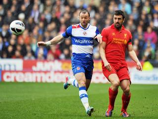 Reading v Liverpool - Barclays Premier League