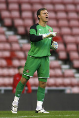 Sunderland Reserves v Newcastle United Reserves Barclays Premier Reserve League