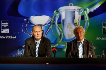 Heineken European Cup & Amlin European Challenge Cup - UK Launch