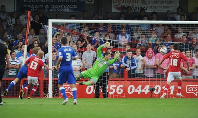 Crawley Town v Portsmouth - npower Football League One