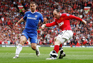 Manchester United v Chelsea Barclays Premier League