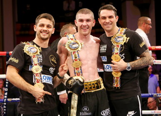 Liam Smith vs Erick Ochieng - Vacant British Light-Middleweight Championship