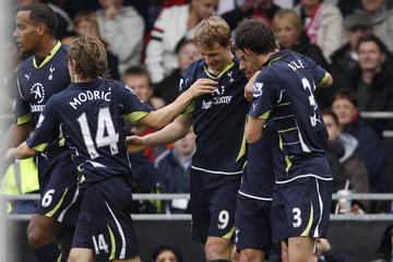 Fulham v Tottenham Hotspur Barclays Premier League