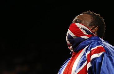 Dereck Chisora v Edmund Gerber European Heavyweight Title