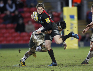 Saracens v London Irish Aviva Premiership
