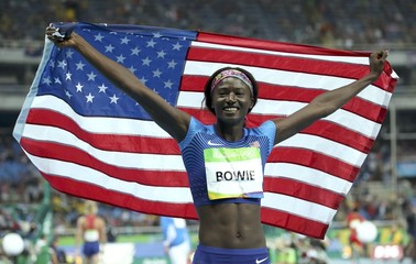 Athletics - Women's 100m Final
