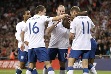 England v Bulgaria UEFA Euro 2012 Qualifying Group G