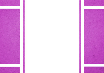 pink/purple geometric background/wallpaper illustration for  A4 paper size.