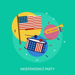 Independence Party Conceptual Design