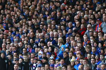 Rangers v Albion Rovers - William Hill Scottish FA Cup Quarter Final