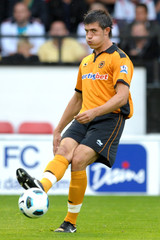 Walsall v Wolverhampton Wanderers Pre Season Friendly