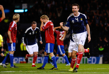 Scotland v Liechtenstein UEFA Euro 2012 Qualifying Group I