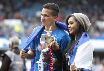 Rangers v Stranraer - Scottish League One