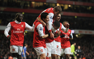 Arsenal v Chelsea Barclays Premier League