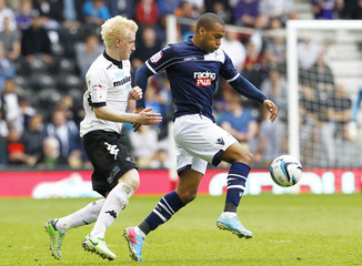 Derby County v Millwall - npower Football League Championship