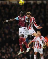 West Ham United v Stoke City - Barclays Premier League