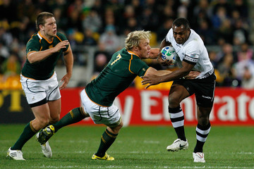 South Africa v Fiji IRB Rugby World Cup 2011 Pool D