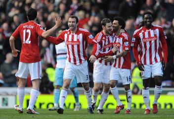 Stoke City v West Ham United FA Cup Quarter Final